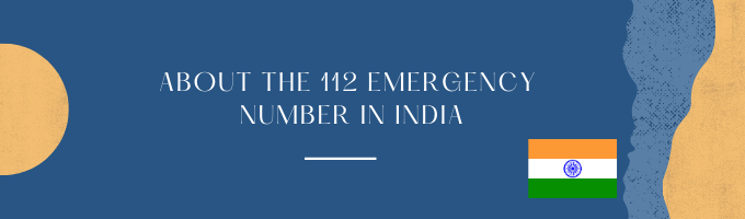 About the 112 Emergency Number in India